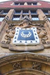 Trinity Hall College Crest