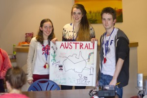 Australia at the World Fair!