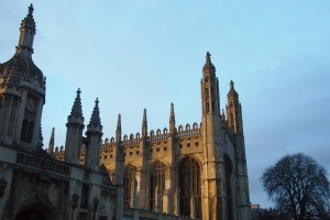 View of King's Chapel