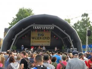 Cambridge Big Weekend