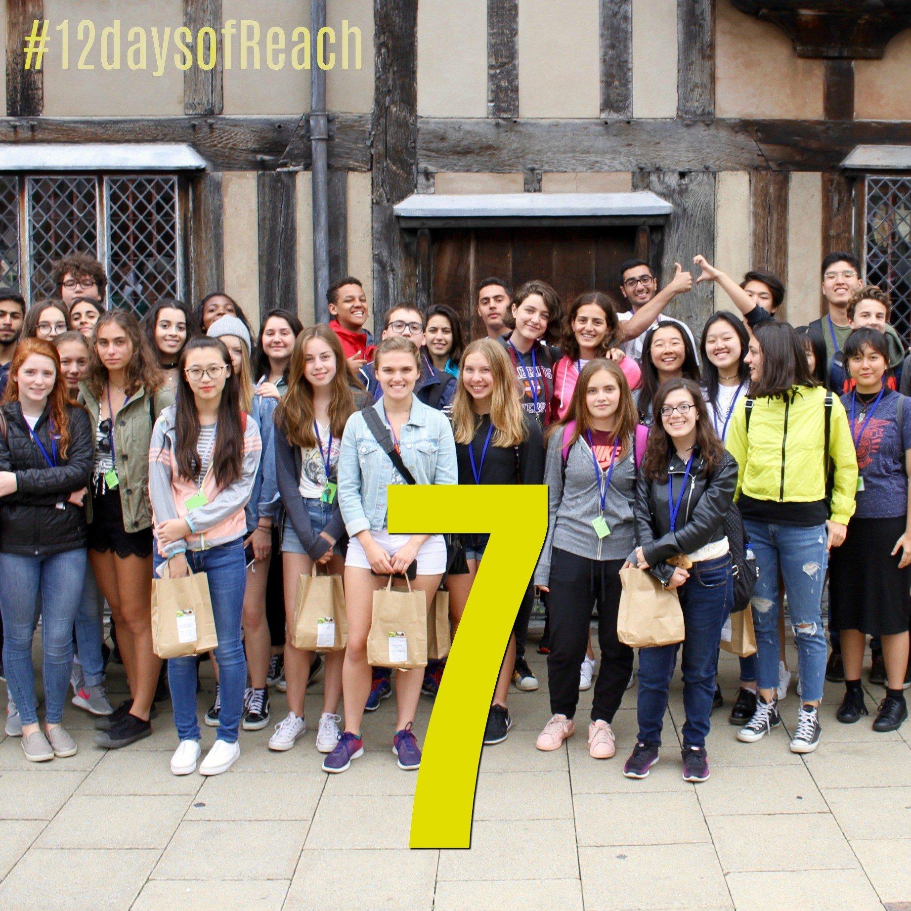 12 Days of Reach